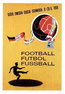 كأس العالم في مونديال السويد عام 1958