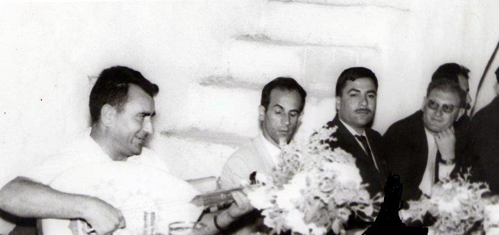 سهرة قديمة مع المطرب إلياس حاصود أبو سهيل.