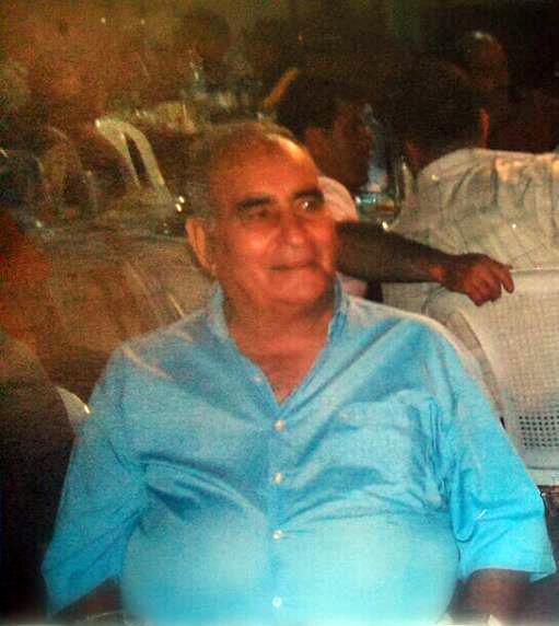 الفنان الشعبي المطرب الكبير إلياس حاصود أبو سهيل